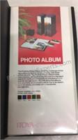 5 Itoya Profolio Photo Albums NIP