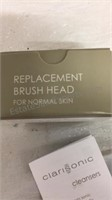Clarisonic Replacement Brush Head & Cleansers