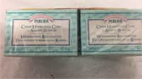 Pair of Perlier White Almond Body Cream - Sealed