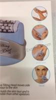 Emoji Tilting eRase Hair Remover NIB