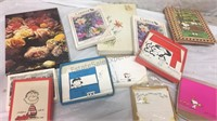 Vintage Snoopy and other Assorted
