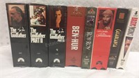 Assorted VHS Tapes - All Factory Sealed