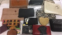 Assorted Purses, Wallets, and Change Purses