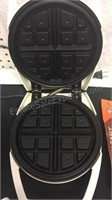 Waffle Maker, Cookie Press, Rolling Pin, Small