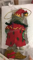 Tweety Stocking, Cat Ornaments & More