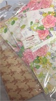 Large Assortment of Bows, Ribbons, Gift Bags,
