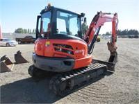 2018 Kubota KX057-4 Hydraulic Excavator