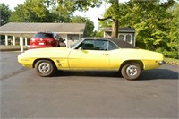 1969 Firebird, single family owned
