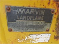 24' Marvin Varitrak Land Plane