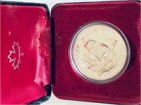 1979 GRIFFON TRICENTENNIAL SILVER COIN