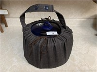 Rival crock pot with travel carrier