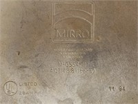 Mirro-Matic Pressure Cooker