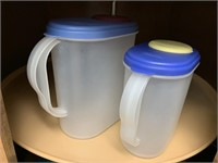 Mr. Coffee Iced tea maker & pitchers