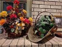 Decorative Plants & Planter