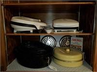 Aroma Range Oven, George Foreman Grills