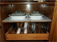 Oven Ware, Baking Dishes, Contents