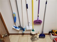 Swiffer, Broom, Mop, Duster, etc.