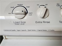 Maytag Super Capacity Washing Machine