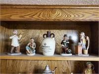 Papide Benni porcelain figurines