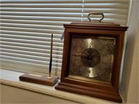 Masonic Lodge Clock & Pen Holder
