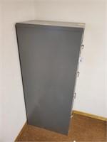 4-Drawer Metal File Cabinet