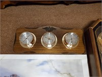 Hanging Clocks, Painting,  Hanging Plates