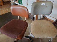 2 - Rolling Chairs