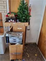 Christmas Decorations, Mini Trees