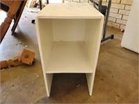 End Tables, & Shelf