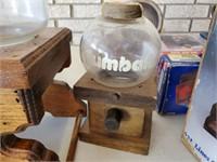 Great American Nut Machine & Gumball Machine