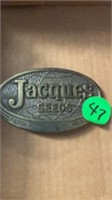 JACQUES SEED BELT BUCKLE