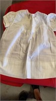 3 PIECE INFANT WEAR VERY OLD AND HAND MADE