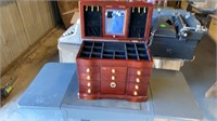 """JEWELRY BOX BY MELE, 13"""" BY 10"""""""
