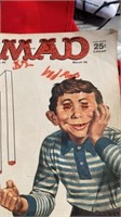 2 MAD MAGAZINES 1965 AND 1964