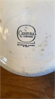 CORNING WARE COFFE POT AND MICROWAVE POPCORN