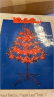 FEATIVE LEAVE TREE TO BE ASSEMBLED, 5 FT HIGH AND
