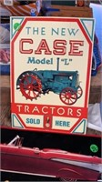 THE NEW CASE MODEL L TRACTOR TIN