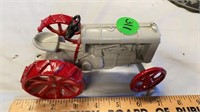 ANTIQUE FORDSON TRACTOR