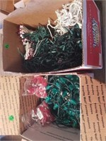 2 BOXES OF NUMEROUS STRAND OF CHRISTMAS LIGHTS