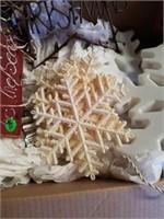 METAL CHRISTMAS HANGING,  CHRISTMAS PICTURE,  2