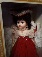 """EFFANBEE DOLL THAT TOUCHES YOUR HEART , 19"""" TALL"""