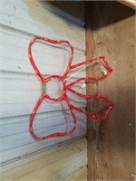 """23"""" LIGHTED BOW, INDOOR AND OUTDOOR USE"""