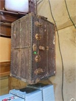 """""""THE BEALS AND SELKIRK"""" TRUNK, 34"""" X 20"""" X 23"""""""