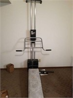 DP FIT FOR LIFE GYMPAC 3100 FITNESS SYSTEM