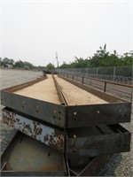 100' x 240' x 20' Metal Building Frame (If you use