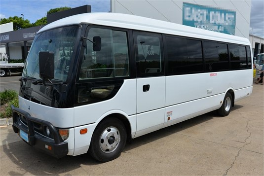 2007 Mitsubishi Rosa Deluxe - Buses for Sale