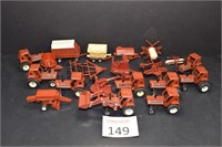 Toy Tractors, Firearms, Vehicles, Farm Equipment