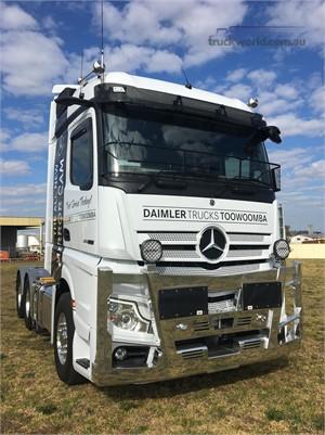 2020 Mercedes Benz Actros 2663 - Trucks for Sale