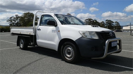 2012 Toyota Hilux D4d - Light Commercial for Sale