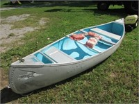 Springbok 11ft Aluminum Canoe